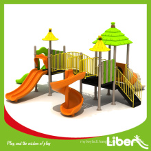 Strong Plastic UK Out Playground Equipment from China Homemade Factory