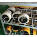 Räder für Elektrostapler und Hubwagen mit PU-Nylon und Gummi