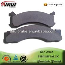 D87 DODGE M400 pick up brake pad