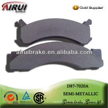 D87 DODGE M400 pick up pad de freio