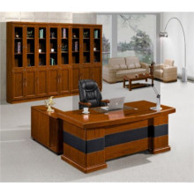 Mesa de madeira de design de mesa de escritório de mobiliário de escritório de alta qualidade