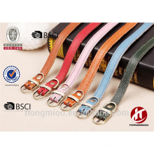 New design leather dog collar for dogs