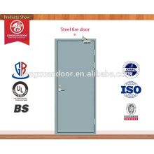 Hot sales steel fire rated door (BS /UL certification)