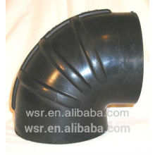 Molded rubber elbow certificated with TS16949