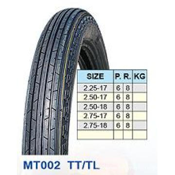 Motorcycle Tire 2.25-17 2.50-17 2.50-18 2.75-17 2.75-18 Hot