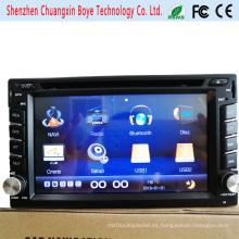 Coche de navegación GPS de coches DVD Video