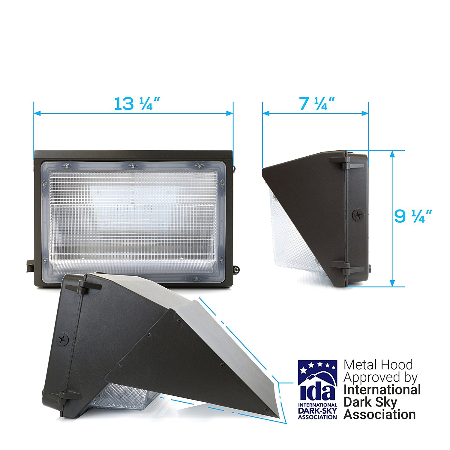 Led Wall Pack 120W