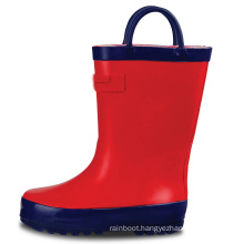 2020 New Fashion Wholesale High Quality Natural Rubber Pvc Rain Boot for Men