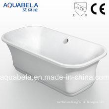 Nuevas bañeras de baño de acrílico acrílico independiente (JL615)