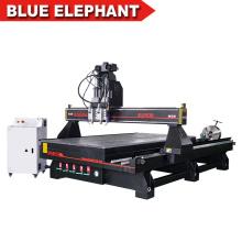 Equipos de fabricación de muebles / Maquinaria de procesamiento de madera / Router CNC para patas de silla