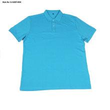 Custom 100 % Cotton Golf Mens Polo Shirt with Logo Design Shirt