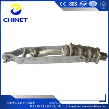 Nel Type Auto-verrouillage en alliage d'aluminium Strain Clamp