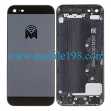 Original New Housing Middle Back Cover for iPhone 5 Black Parts
