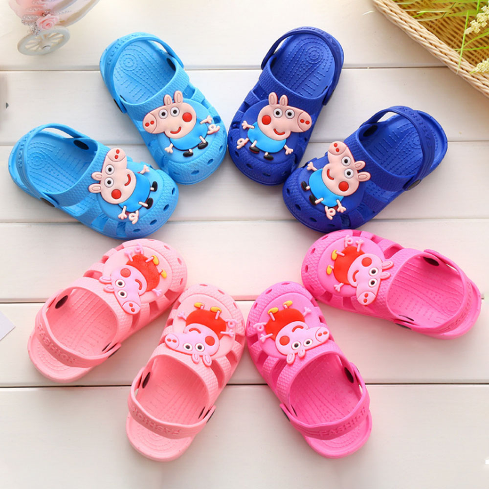 Kids Peppa Pig Slipper