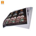 Papel de impressão de folha de PVC UV claro