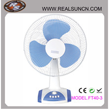 2016 Top Selling 16inch Table Fan Desk Fan with Timer with Ce and RoHS