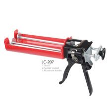 JC-207 Silicone Sealant Cylinder PNEU Gun Aluminum Handle Caulking Gun