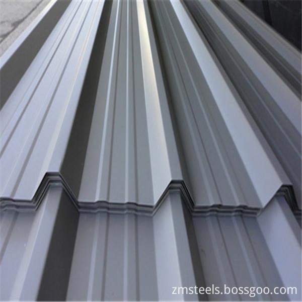 galvanized steel sheet metal standard sheet