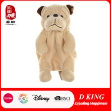 Best Selling Plush Stuffed Backpack Kids Dog Backpack