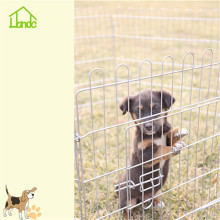 Puppy dog wire metal silver folding playpens for sale