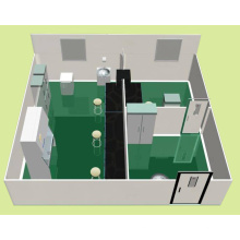 Biobase Laboratório de Biossegurança - Equipamentos de Laboratório de HIV