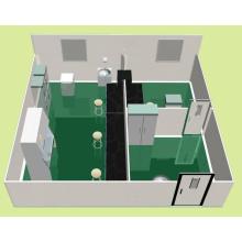 Лаборатория биозащиты биологической безопасности - лабораторное оборудование для ВИЧ
