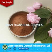 Sulfonate Lignosulfoante de lignine de sodium comme agent de renforcement d'embryon en céramique