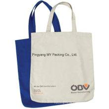 Organische Recycling-Laminated Webbing Baumwolltasche