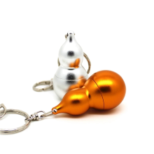 Gold/Silver Jewelry Gourd U Disk
