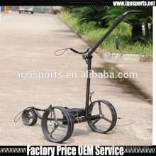 golf trolley electric carbon