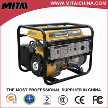 2kw ~ 6kw Generador portable de la gasolina de la fase de la CA Sinlge