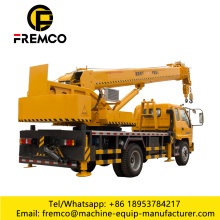 Dongfeng Pointed Truck Mounting Crane