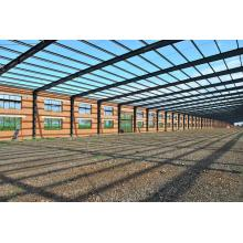 Steel Frame Structure Warehouse