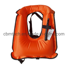 Manufacturer Wholesale Water Safety Products Automatic Inflatable Lifejackets