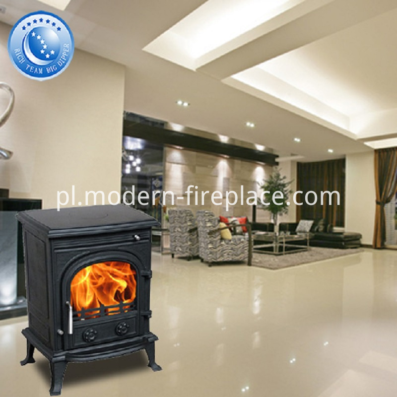 9KW Cast Iron Best Wood Burning Stoves