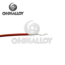 Cabo PT 100 usando fio de cobre banhado a prata, fio de cobre estanhado, fio de cobre niquelado