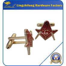 Custom Mens Jewelry Design Masonic Gemelos