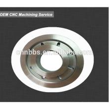 Maßgeschneiderte Teile, Präzisions-CNC-Bearbeitung Stahl Fertigung Service