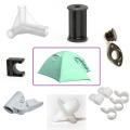 Pièces de tente pour injection en plastique sur mesure