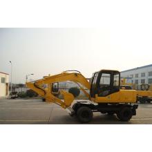 DFME 100-9A 9.7T Wheeled Hydrulic excavator
