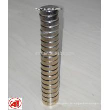 kleine Runde farbige Magnet / permanent Magnet