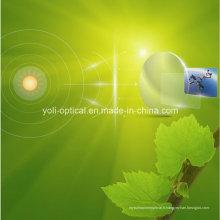 Lentille optique Asp 1.56 à vision unique avec EMI