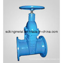 Cast Iron Conceal Pole Cuniform Gate Valve