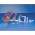 Lente de la varilla de sílice fundida óptica con el diámetro de 4m m de China