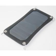 2017 Fabricant professionnel 6.5W chargeur panneau solaire pliable pour extérieur