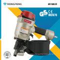 Rongpeng новый продукт nailer воздуха (MCN55) Катушка гвоздей поддон Гвоздезабивной электроинструмент