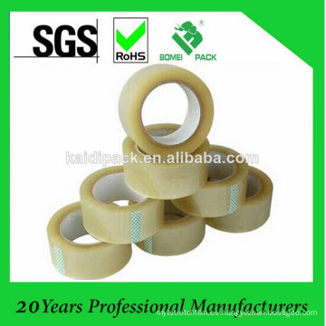 OPP transparente/marrón/impreso cartón embalaje cintas adhesivas