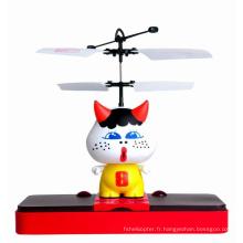 Chaud vendre nouveaux jouets de jouets Spaceman infrarouge Induction enfant de cinétique de films