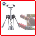High Quality Stainless Steel Wing Corkscrew Easy Open Wine Bottle Opener