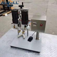 Table top semi-auto capping machine